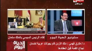 العرابي: بعض الدول تهدد بعدم دفع اشتراكها في الجامعة العربية (فيديو)