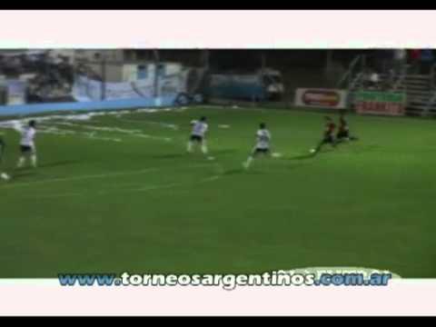 Ferrocarril Sud (Olavarria) 1 - Independiente (Tandil) 2 - Argentino B - 31/10/2011