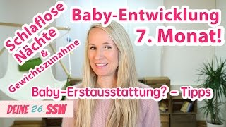 DEINE 26. SSW   Baby Entwicklung   Gewicht Baby   schlaflose Nächte   Schwangerschaft