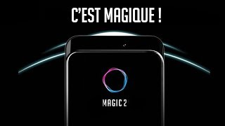 SURPRISE ! Le HONOR MAGIC 2 va vous faire RÊVER !