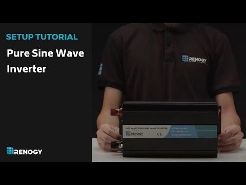 Renogy Pure Sine Wave Inverter