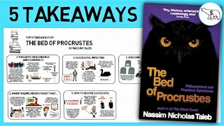 THE BED OF PROCRUSTES (BY NASSIM TALEB)
