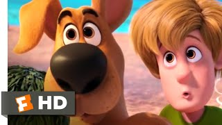 Scoob! (2020 - Shaggy Meets Scooby Doo Scene (1/10) | Movieclips