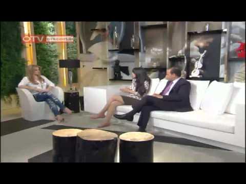 Interview with Archeomedsites Lebanon Team at OTV Lebanon يوم جديد   otv com lb