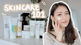Korean Skincare for Beginners 2020 - Affordable Korean Skincare Products + Tips | K-BEAUTY 101