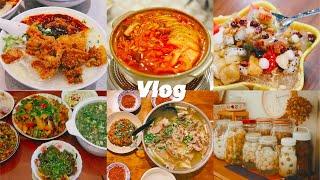 治癒日常vlog • 在成都的日子/荔枝酒/青梅露/泡菜鍋/和朋友探店/樂山逛吃「一下子就醒了 Xing's Vlog」