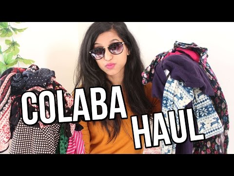 Huge Colaba Haul | Colaba Causeway Shopping | Aishyee