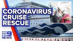 Coronavirus: Special team to evacuate Aussies from Diamond Princess   Nine News Australia