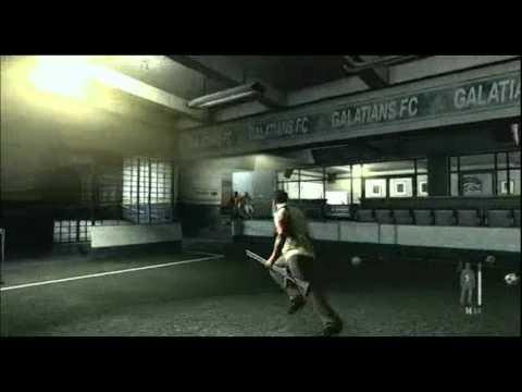 Las armas en Max Payne 3