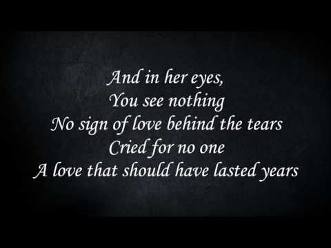 Paul McCartney - For No One (Lyrics)