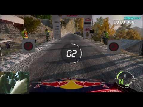 WRC 6 : Worst Rally Championship Career Part1