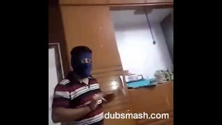 || Bhojpuri Star Saurav - SpiderMan Dubsmash Video ||