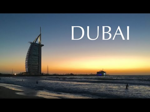 Burj Khalifa | Palm Jumeirah | Burj Al Arab: Dubai Travel Video