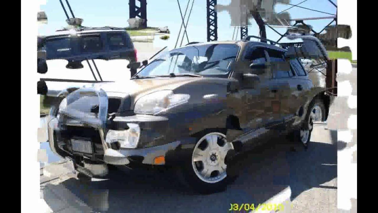 Marvelous 2002 Hyundai Santa Fe   Specs   YouTube