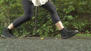 全力坂 No.1373 徳丸八丁目の坂 宮城乃奈実 池見典子 動画 8