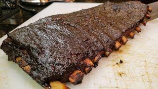 BBQ Pork Full Spare Ribs