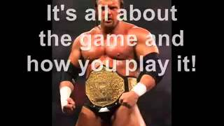 Triple H WWE theme song with lyrics  It's All About The Game by Mot rhead   YouTube