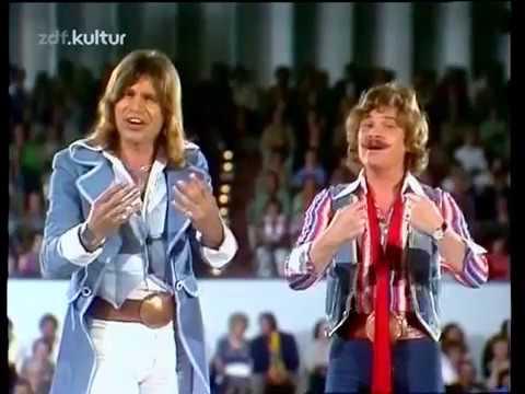 ZDF Starparade 1976 mit Rainer Holbe und dem Orchester James Last Folge 34 vom 15061976