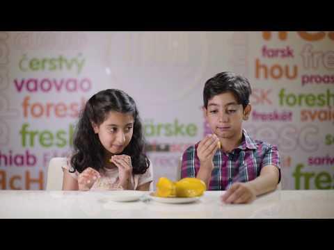Kids VS Fruits - Kids Trying Exotic Fruits - Star Fruit