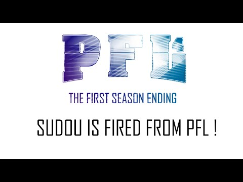 #PFL4 : SUDOU DEFEATED BY JUN: HE IS NOT A PART OF PFL ANYMORE !