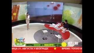 Love fest Vrnjacka banja 2014 - Jutarnji program RTS