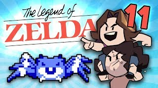Beefed-Up Zelda: Miniboss Mayhem - PART 11 - Game Grumps