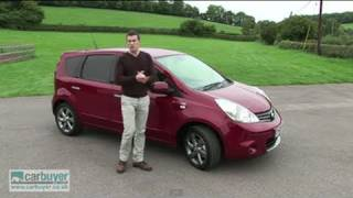 2009 Nissan Note Videos