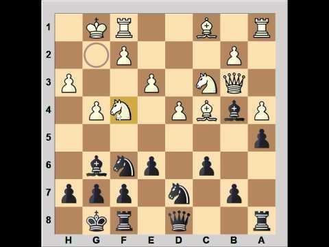 Instructive Slav Defense game by Kasparov: Sakaev vs  Kasparov