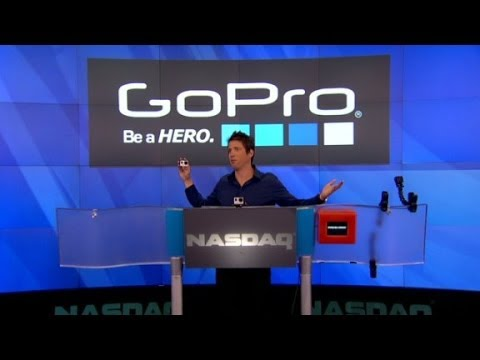 GoPro IPO so hot right now