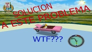 Simpson Hit Run (SOLUCION DE ERROR)