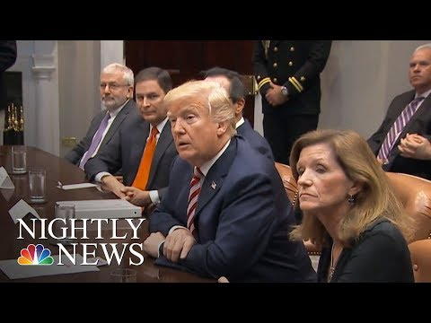 President Trump Minimizes George Papadopoulos' Connection With His 2016 Campaign   NBC Nightly News