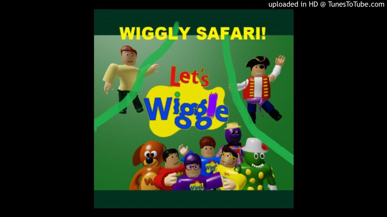 The wiggles wiggly safari australia zoo