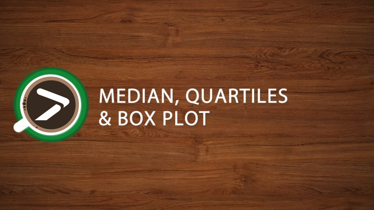 03 Median Quartiles And Boxplot In Excel With Xlstat