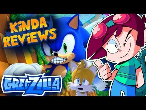 KINDA REVIEWS // Sonic Lost World - Gregzilla