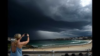 Storm Coming!!  Israeli Peace Plan and Tribulation Near!  Accept Jesus!