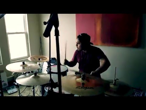 Sean Zatz - Red - 'Feed the Machine' (Drum Cover)