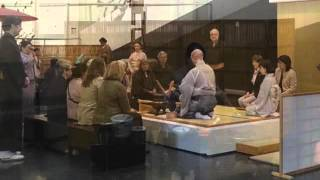 Bellevue Arts Museum Chanoyu Presentation June 2014