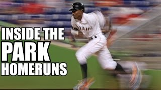 Inside The Park Homeruns (HD)