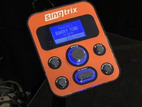 Singtrix turns you into a karaoke superstar