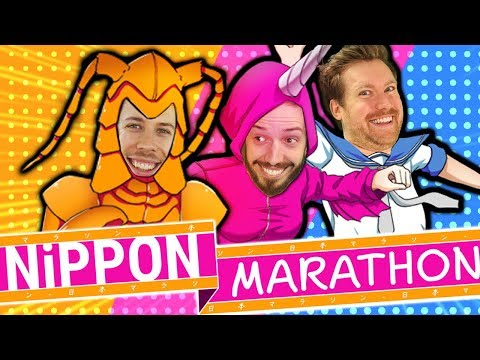 Crazy Lobster Race! | Nippon Marathon