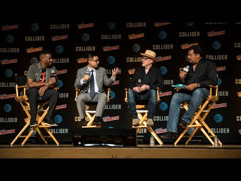 Adam Savage on StarTalk at New York Comic Con!