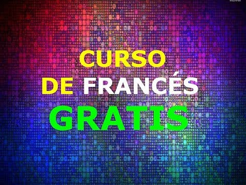 Vídeo Curso frances gratis