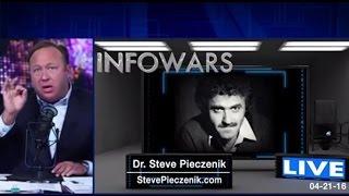 STEVE PIECZENIK LIVE with Alex Jones [4-21-16]