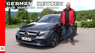 2019 Mercedes C43, C220d, C-Class - German Review