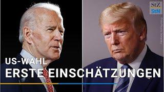 Us-wahl 2020: erste einschätzungen & analyse | donald trump vs. joe biden