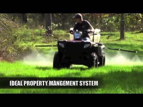 PSE WorkHorse ATV Boom Sprayers