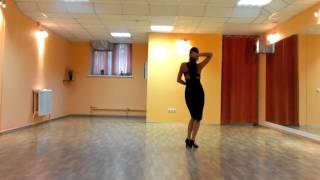 Обучение танцам. Стрип пластика, хореограф Громакова Татьяна, Summertime
