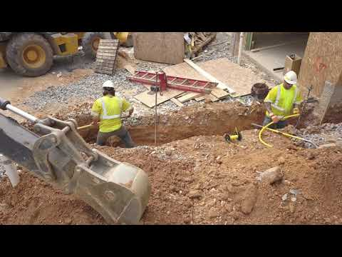 Safety Toolbox Talks: Trenching and Excavation Safety
