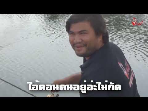 ตกปลาช่อนนาด้วยตะกั่วลอยน้ำ