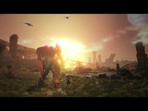Para esse Natal, Monolith Soft atualiza site de Xenoblade Chronicles X com novas músicas do jogo